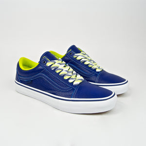 Vans - Quartersnacks Old Skool Pro LTD Shoes - Royal Blue / White