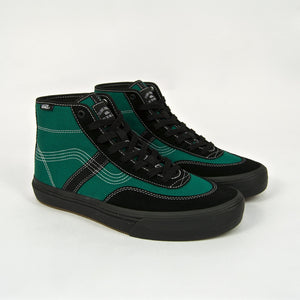 Vans - Quasi Gilbert Crockett High Pro LTD Shoes - Antique Green / Black