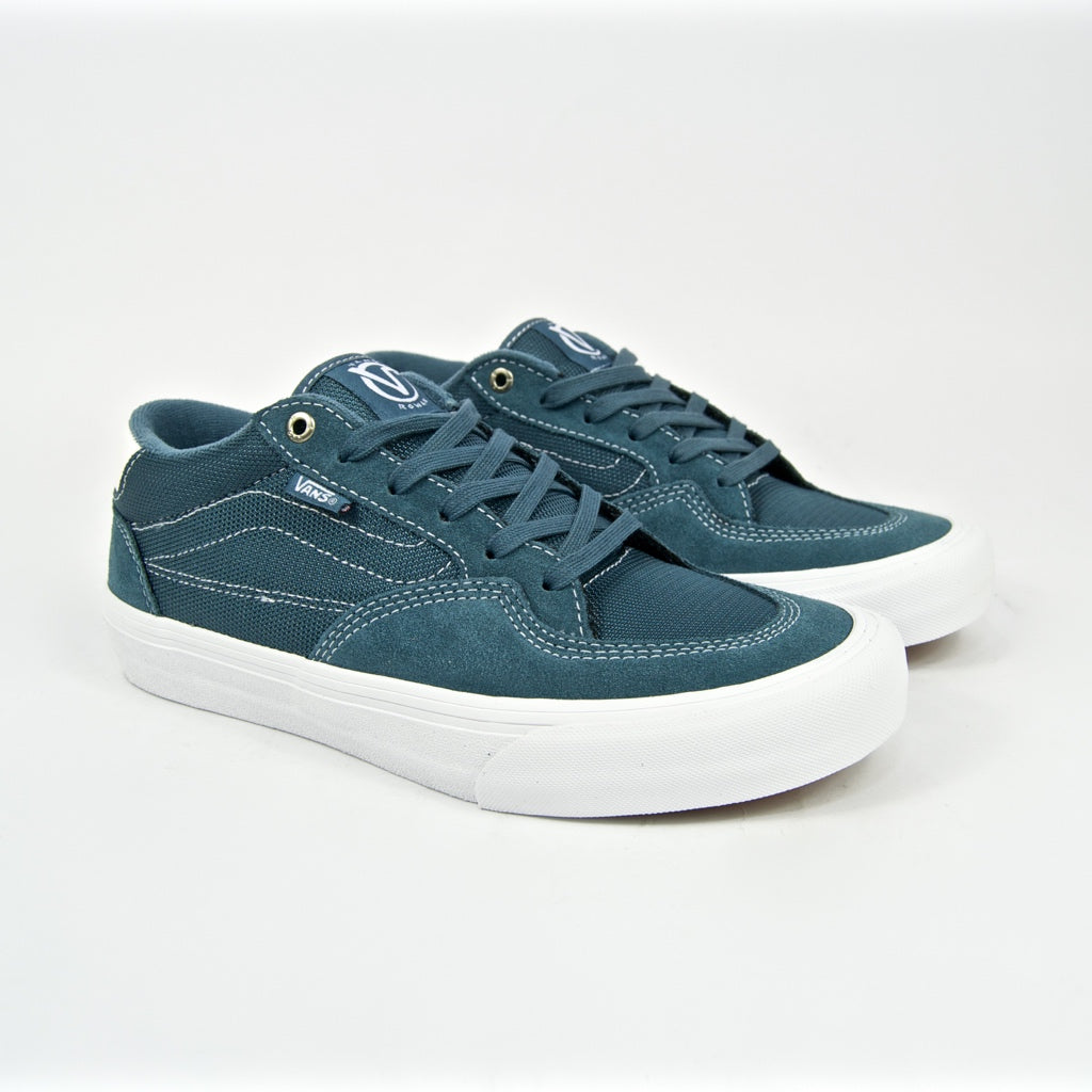 Vans - Rowan Pro Shoes - Mirage Blue / White