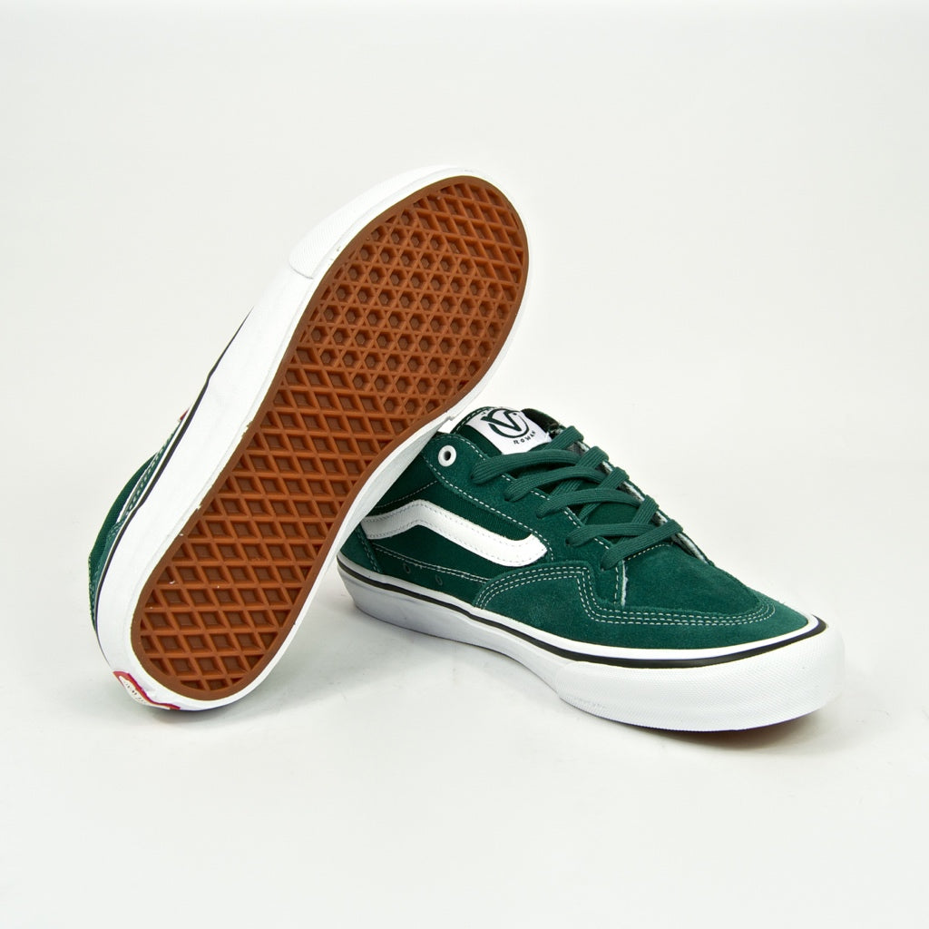 Vans - Rowan Pro Shoes - Pine / White