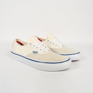Vans - Skate Authentic Shoes - Off White