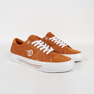 Vans - Skate Sid Shoes - Pumpkin / White