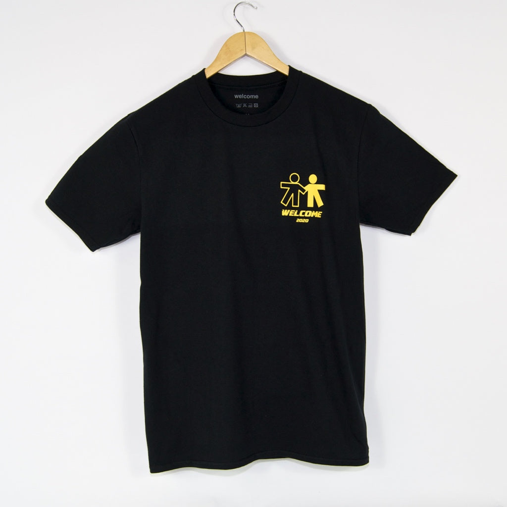 Welcome Skate Store - 2020 T-Shirt - Black