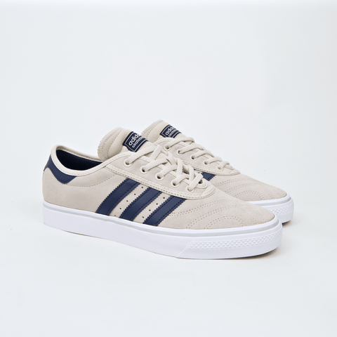 Adidas Skateboarding - Adi Ease Premiere ADV Shoes - Clear Brown / Collegiate Navy / Footwear White