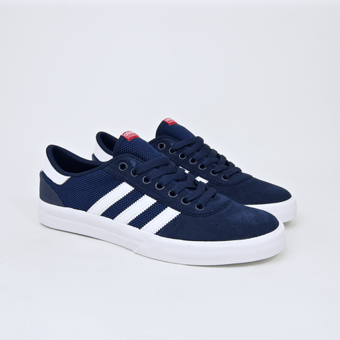 huge discount f92f9 99cba Adidas Skateboarding - Lucas Premiere ADV Shoes - Collegiate Navy    Footwear White   Scarlet