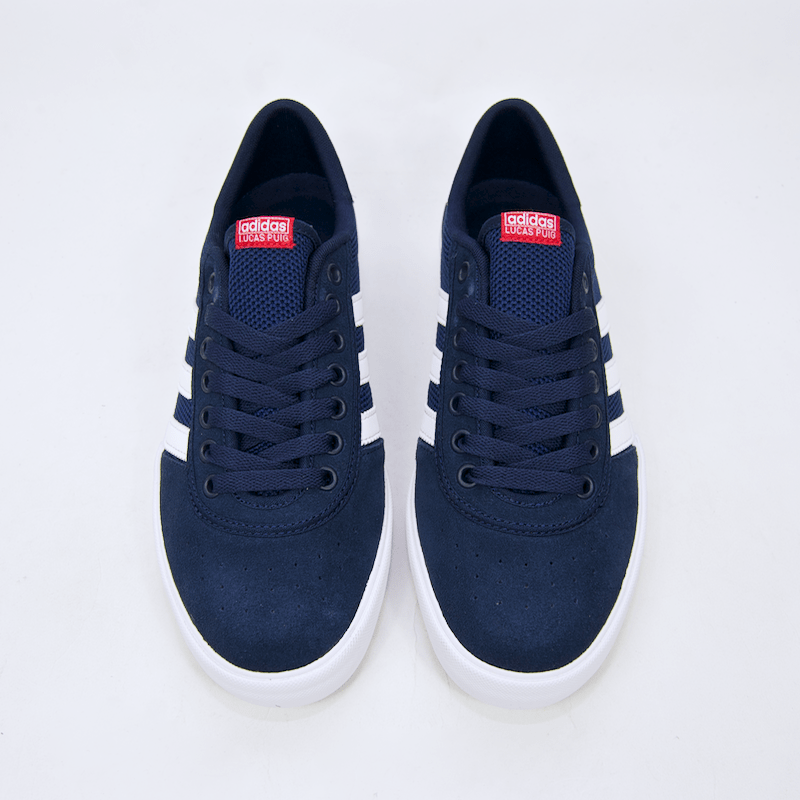 Skateboarding Adv Adidas Lucas Shoes Collegiate Navy Premiere U1wq6anH