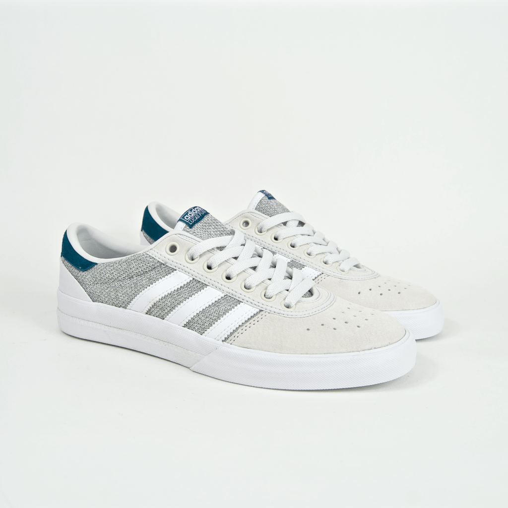 cheap for discount 917c3 a178b ... Adidas Skateboarding - Lucas Premiere ADV Shoes - Footwear White    Solid Grey   Real Teal ...