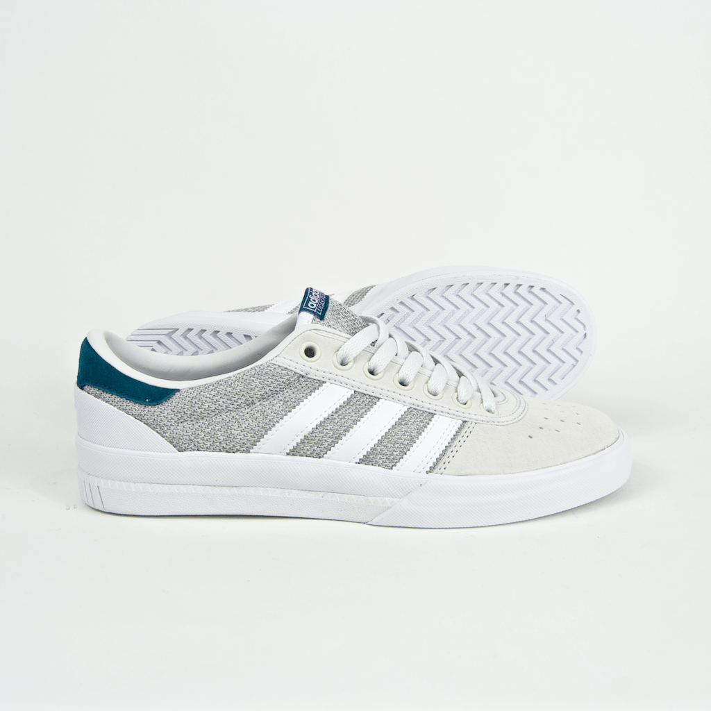 2ef60d02752 ... Adidas Skateboarding - Lucas Premiere ADV Shoes - Footwear White    Solid Grey   Real Teal ...