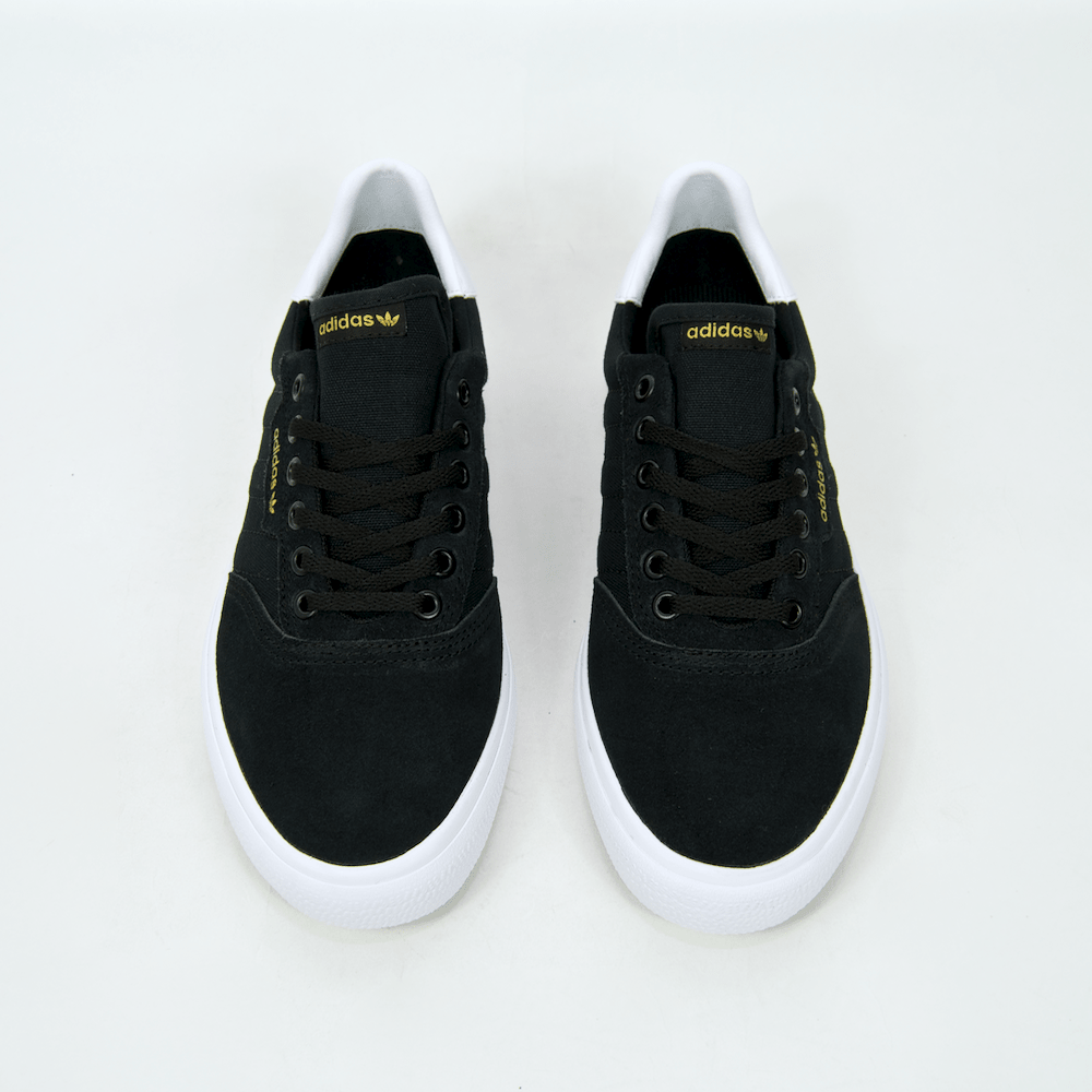 Adidas Skateboarding - 3MC Shoes - Core Black / Footwear White / Core Black