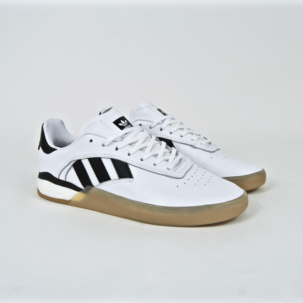 Adidas Skateboarding - 3ST.004 Shoes - Footwear White / Core Black / Gum4