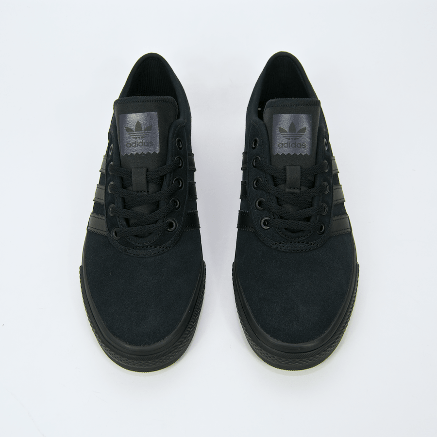 Adidas Skateboarding - Adi Ease Shoes - Core Black / Core Black / Core Black