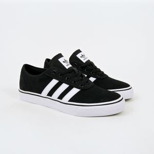 Adidas Skateboarding - Adi Ease Shoes - Core Black / Footwear White / Core Black