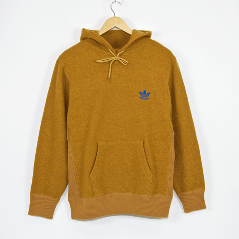 Adidas Skateboarding - Alltimers Pullover Hooded Sweatshirt - Mesa / Blue