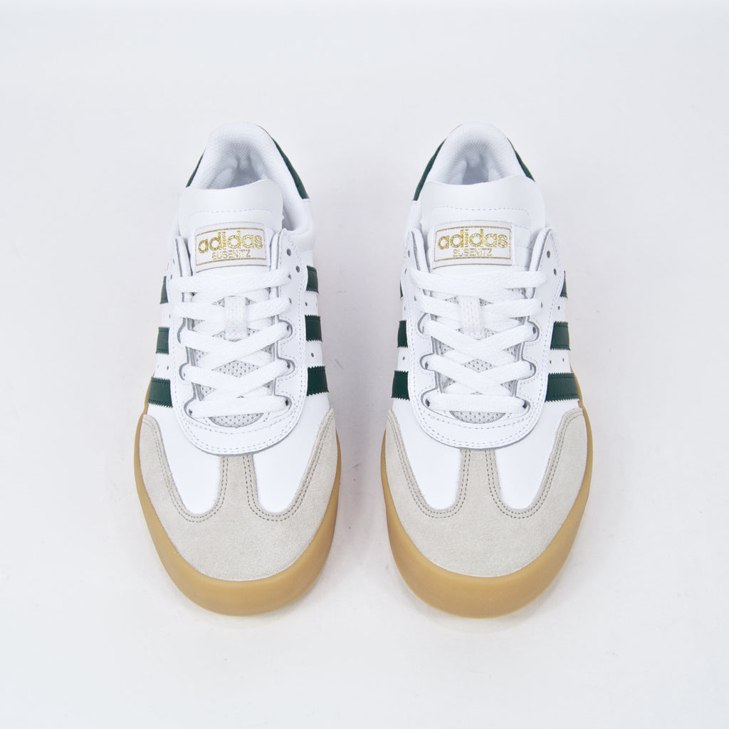 competitive price official site detailed pictures Adidas Skateboarding - Busenitz Vulc RX Shoes - Footwear White ...