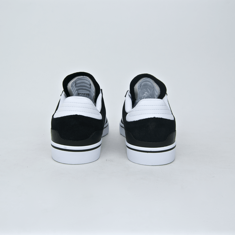 Adidas Skateboarding - Busenitz Vulc Shoes - Black / Running White / Black