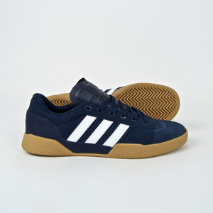 aea441eb3a4d Adidas Skateboarding - City Cup Shoes - Collegiate Navy   Footwear White    Gum. UK 7