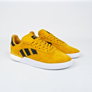 Adidas Skateboarding - Miles Silvas 3ST.004 Shoes - Yellow / Black / Gold Metallic