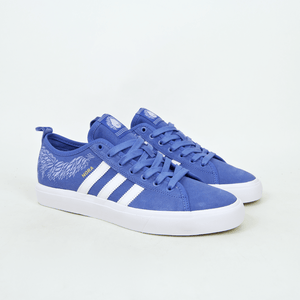 Adidas Skateboarding - Nora Vasconcellos Matchcourt RX Shoes - Real Lilac / Footwear White / Chalk Purple