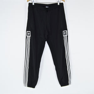 Adidas Skateboarding - Standard Wind Pants - Black / White