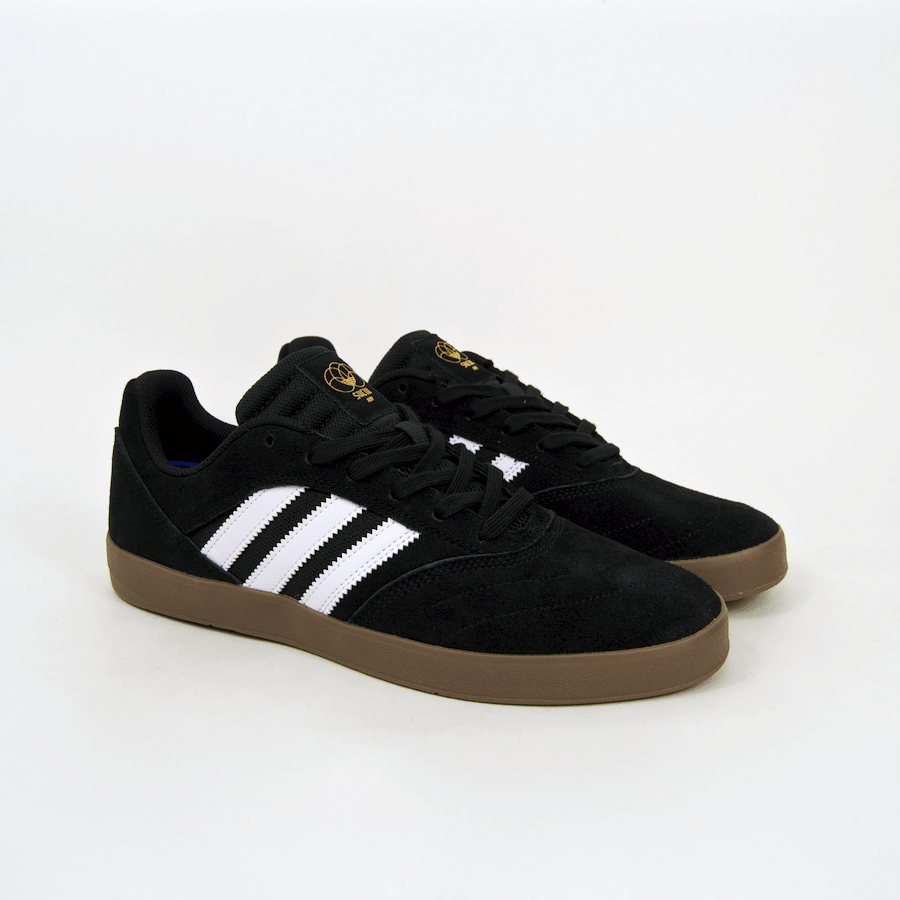 7a745cceffb ... Adidas Skateboarding - Suciu ADV II Shoes - Core Black   White   Gum ...