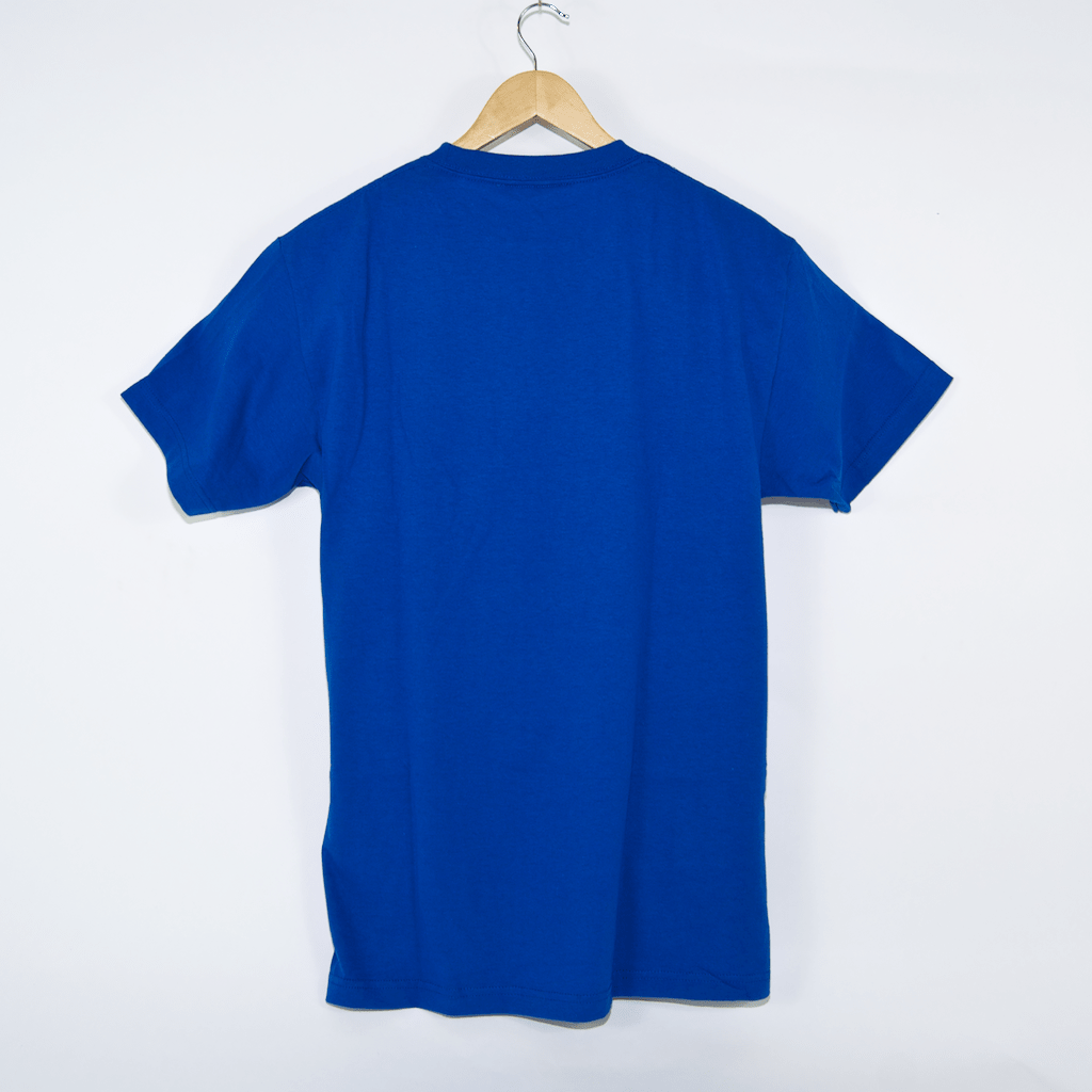 Alcohol Blanket - Alcohol Blanket T-Shirt - Blue