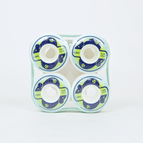 Alien Workshop - 54mm Clone Mice Skateboard Wheels (101a Duro)