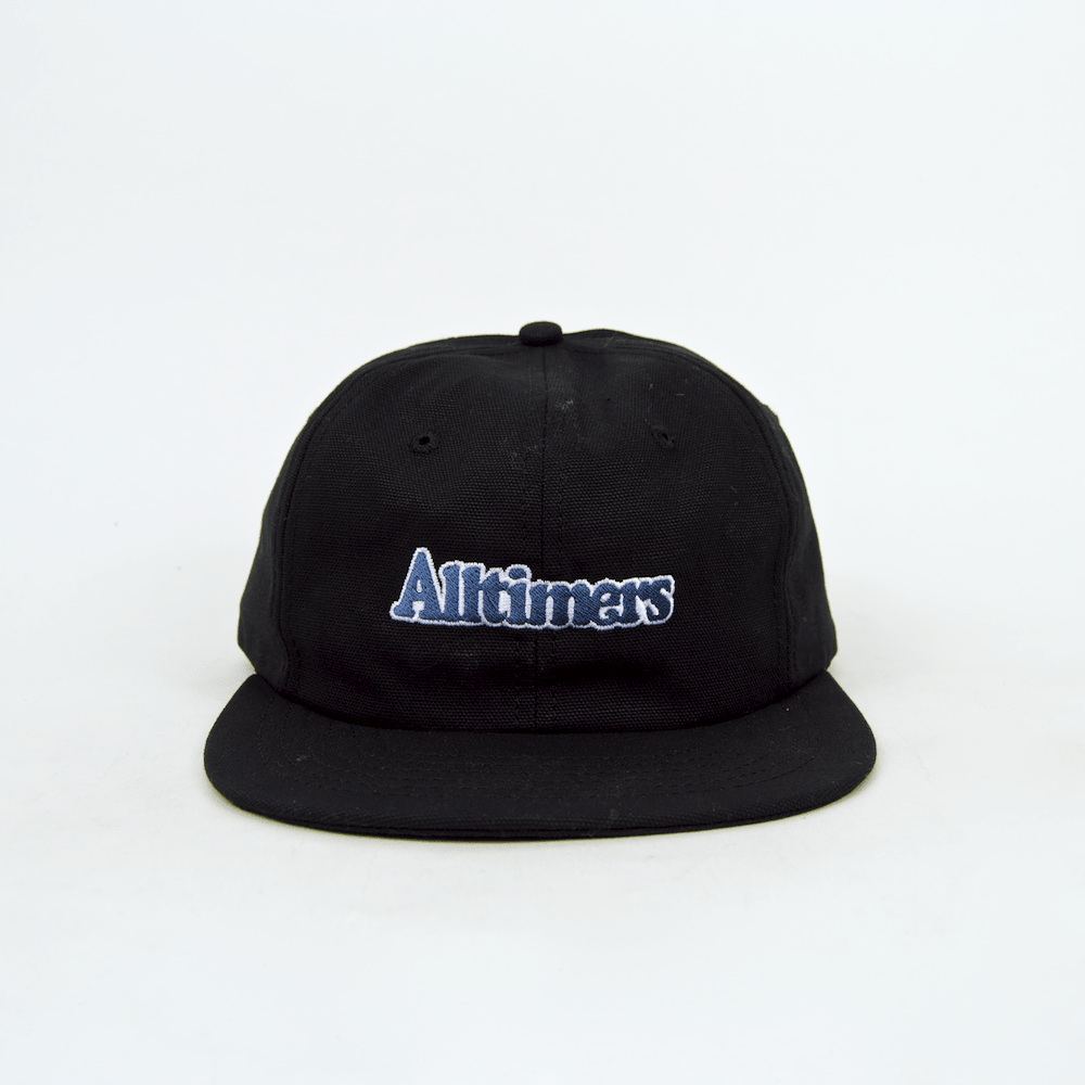 Alltimers - Broadway Cap - Black