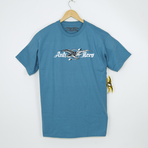 Anti Hero Skateboards - Air Mail T-Shirt - Slate