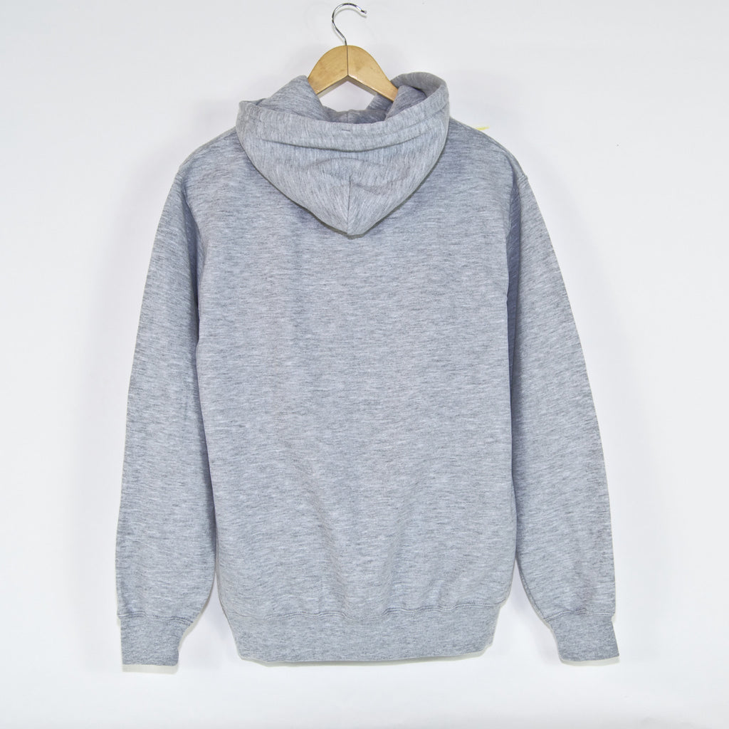 Welcome Skate Store - Arch Pullover Hooded Sweatshirt - Grey