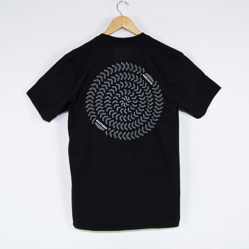 Welcome Skate Store - Arch T-Shirt - Black