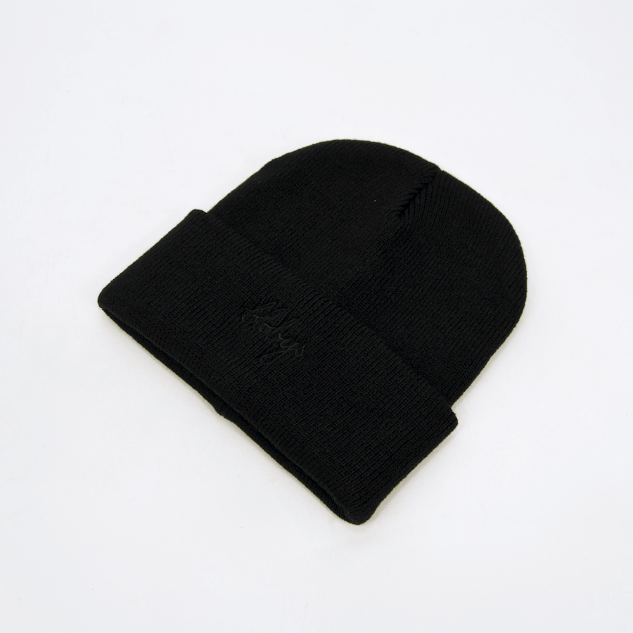 Blobys Paris - Light Beanie - Black