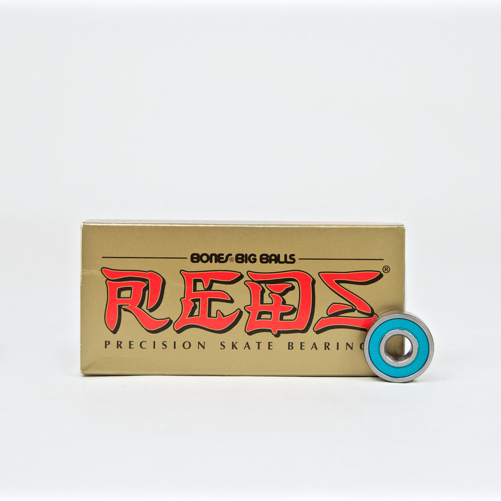 Bones Bearings - Reds Big Balls Skateboard Bearings