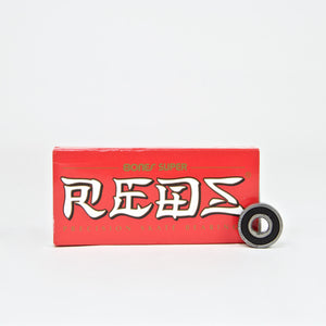 Bones Bearings - Super Reds Skateboard Bearings
