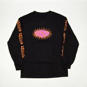 Bronze 56K - Surfer Longsleeve T-Shirt - Black
