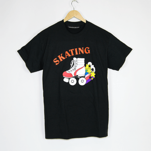 Call Me 917 - Skate Or Die T-Shirt - Black