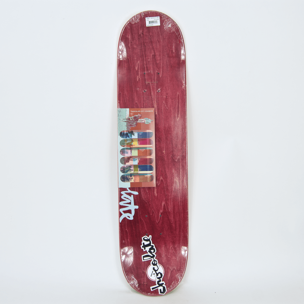 Chocolate Skateboards - 8.0