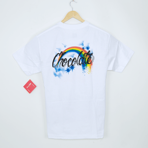 Chocolate Skateboards - Swap Meet T-Shirt - White