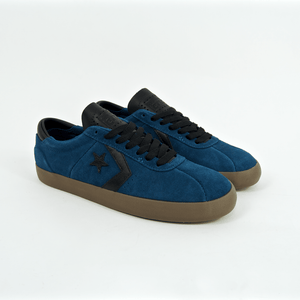 Converse Cons - Breakpoint Pro Ox Shoes - Blue Fir / Black / Gum