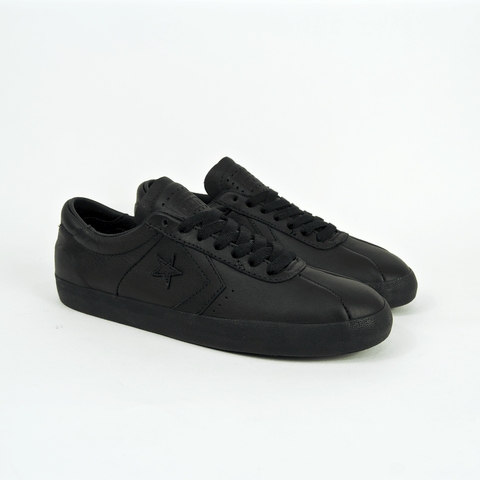 Converse Cons - Breakpoint Pro Ox Shoes - Black / Black / Black