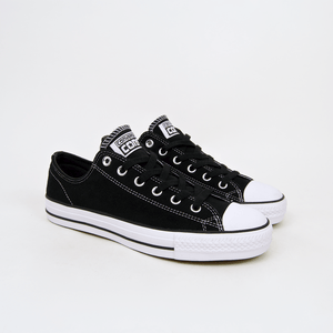 Converse Cons - CTAS Pro OX Shoes - Black / Black / White