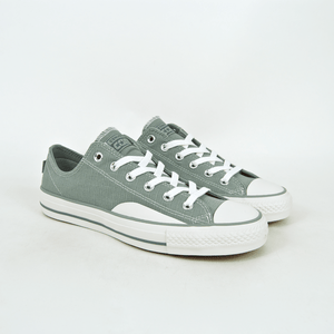 b4c12108906c Converse Cons - CTAS Pro OX (Ripstop) Shoes - Mica Green   Vintage White