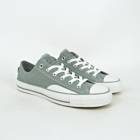 Converse Cons - CTAS Pro OX (Ripstop) Shoes - Mica Green / Vintage White / Gum