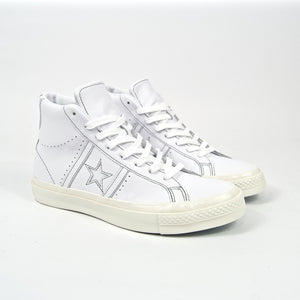 Converse Cons - One Star Academy Hi Shoes - White