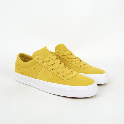 Converse Cons - One Star CC Pro OX Shoes - Desert Marigold / Obsidian / White
