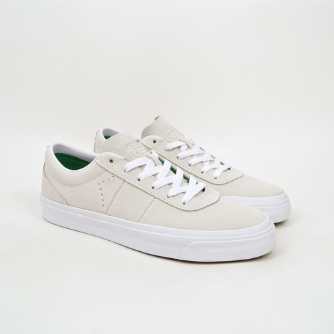 Converse Cons - One Star CC Pro OX Shoes - White / Green / White