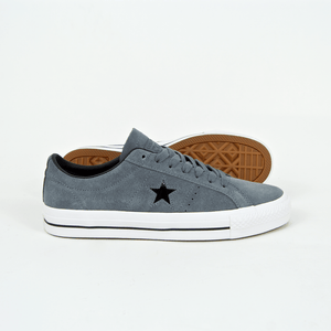 ... One Star Pro Ox Shoes - Cool Grey   Black   White. UK 7 197fed144