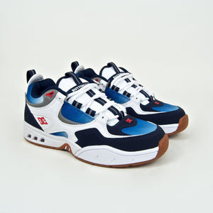 DC Shoes - Butter Goods Josh Kalis OG Shoes - Navy / Blue / White