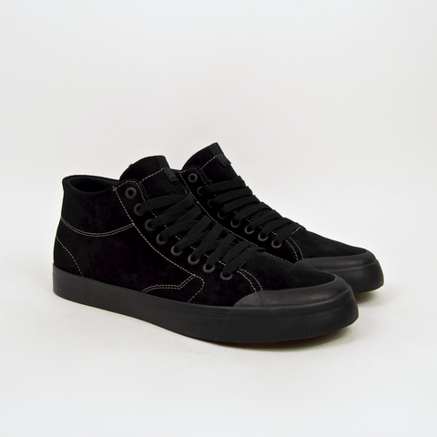 DC Shoes - Evan Smith Hi Zero Shoes - Black / Black / Black