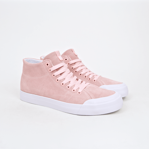 DC Shoes - Evan Smith Hi Zero Shoes - Light Pink