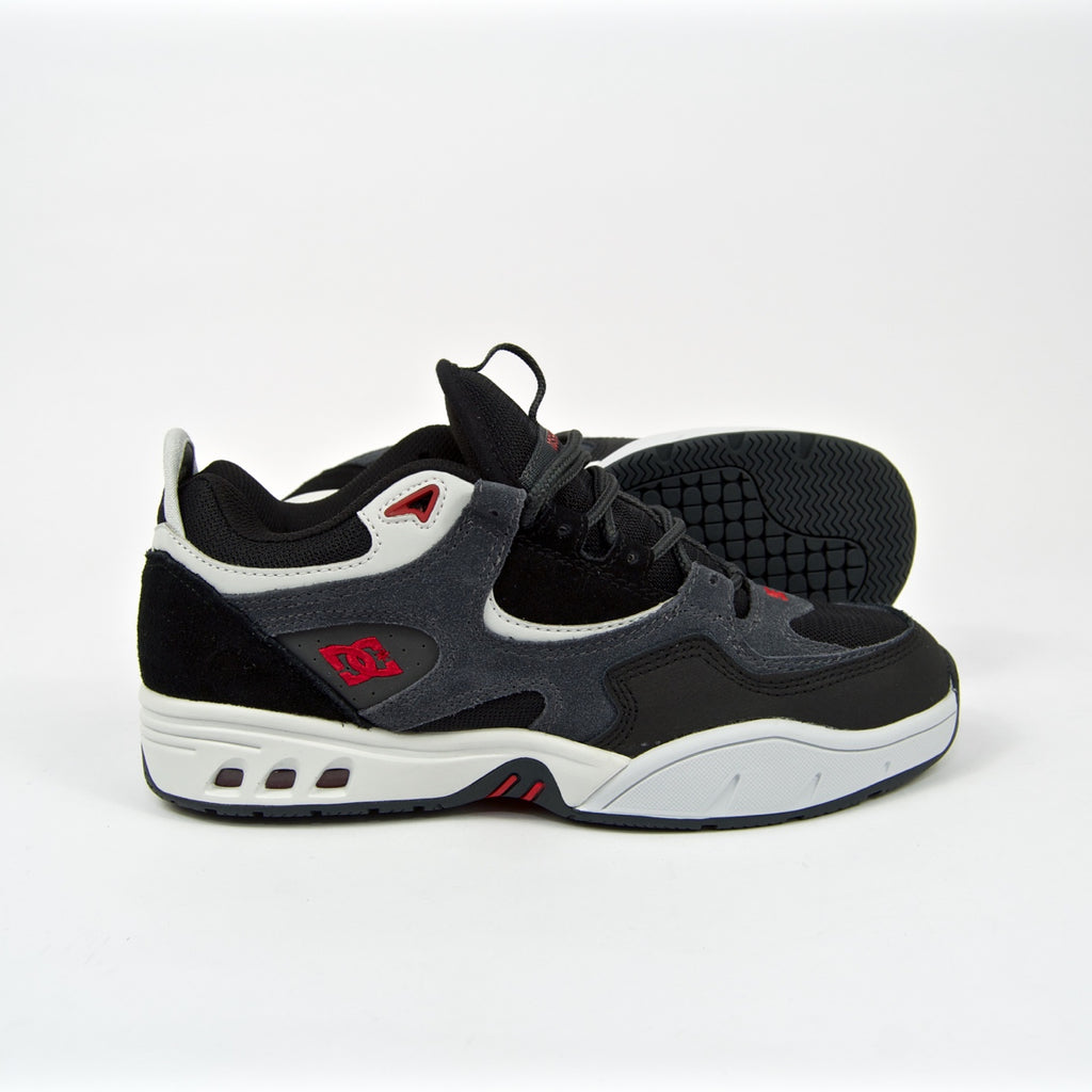 DC Shoes - Josh Kalis OG Shoes - (Love Park) Black / Grey